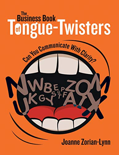 Joanne Zorian Book of tongue twisters